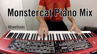 Repeat youtube video Monstercat Piano Mix - Jonah Wei-Haas