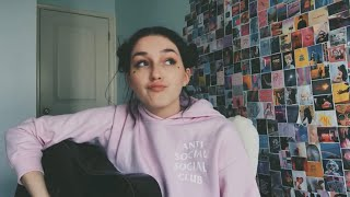 say it to my face -madison beer (cover)