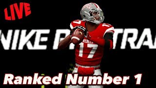 Number 1 In the Nation | NCAA Football Dynasty | Who Can Stop Us