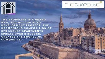 Malta, Smart city, The Shoreline Residence