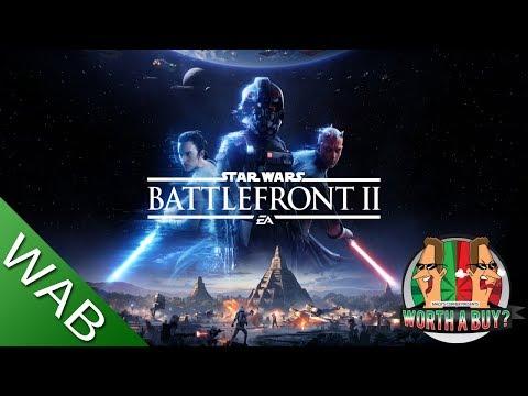 Star Wars Battlefront 2 Review - Worthabuy?