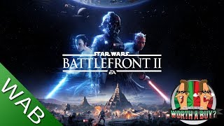 Star Wars Battlefront 2 Review - Worthabuy?