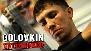 "Golovkin Uncensored - Golovkin vs. Wade - Ep 1 - ""Undefeated"" - UCN Original Series"