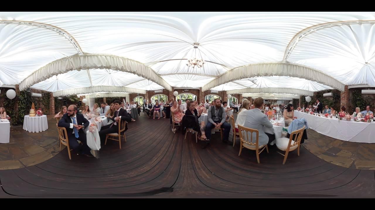 Vr 360 Wedding Ceremony: Speeches Part 2 (4/4)