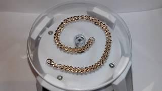 Золотой женский браслет на руку(, 2017-10-18T17:05:27.000Z)