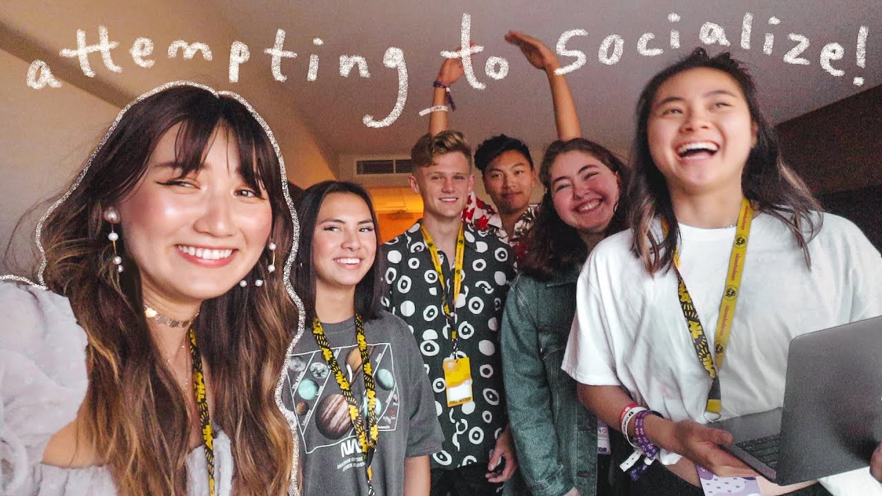 [VIDEO] - me and my social anxiety went to vidcon! 1