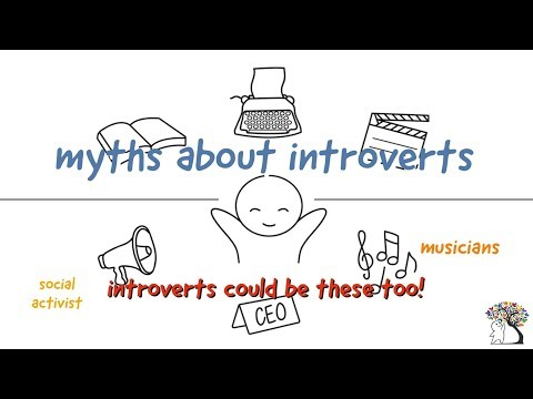 Extrovert introvert dating shy 6