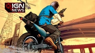 IGN News - GTA V Will Require an Install, No Disc Switching
