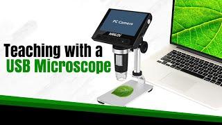 LCD Digital Microscope Review …