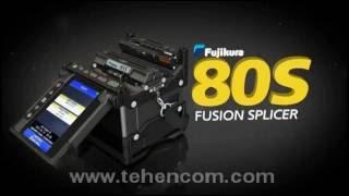 Смотреть видео аппарат сварочный fujikura fsm 80s