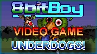 Video Game Underdogs: 8-Bit Boy Review