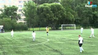 Петербургский матч по футболу / Petersburg football match (DeafSPB)