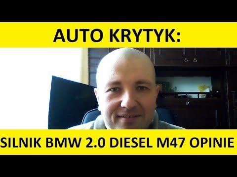 Silnik 2.0 diesel BMW M47 opinie, zalety, wady, spalanie, test, usterki, forum? #AutoKrytyk