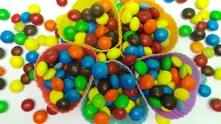 M&M's Surprise Toys Hide & Seek Thomas, Kinder, Mickey Mouse, Minions and Hello Kitty Toys