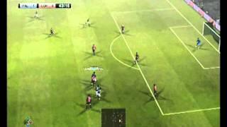 [Playstation 3] Pro Evolution Soccer PES 2011 - Times Brasileiros - Gameplay