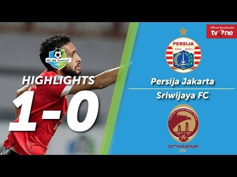 Persija Jakarta vs Sriwijaya FC: 1-0 All Goals & Highlights