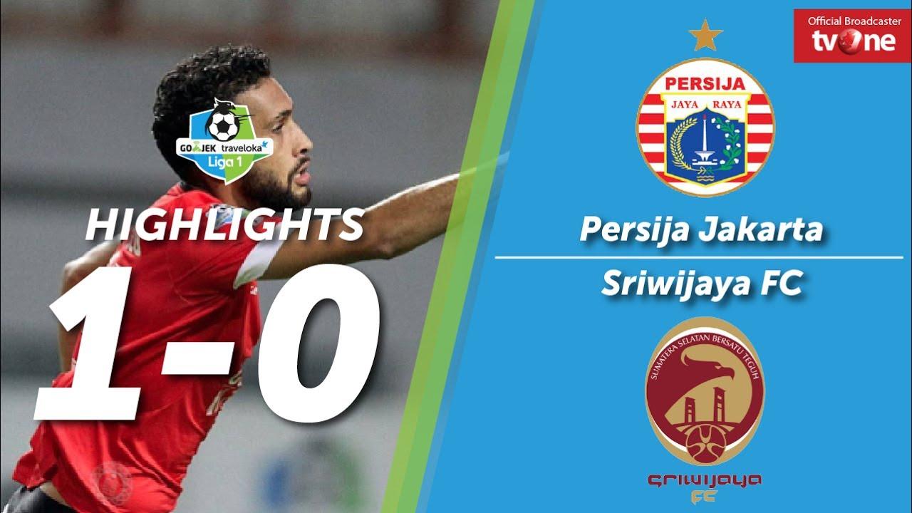 Persija Jakarta Vs Sriwijaya Fc   All Goals Highlights