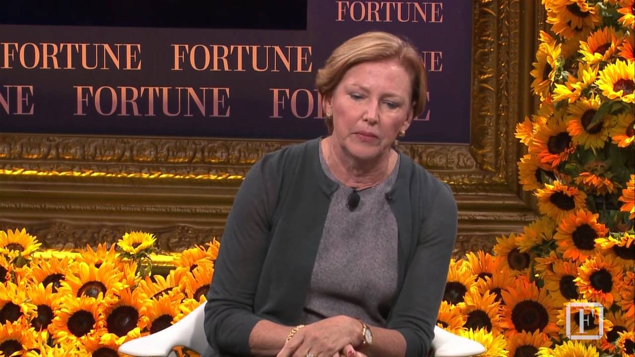 One On One: Ellen Kullman, Retired CEO and Chairman of  Dupont