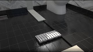 Excellent Systems tiles shower