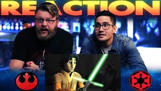 Star Wars Rebels Season 2 Mid-Season Trailer REACTION!!