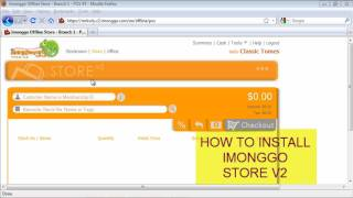 Imonggo store v2 allows users to continue selling products even when internet is not available. it available exclusively for premium users. this video dem...