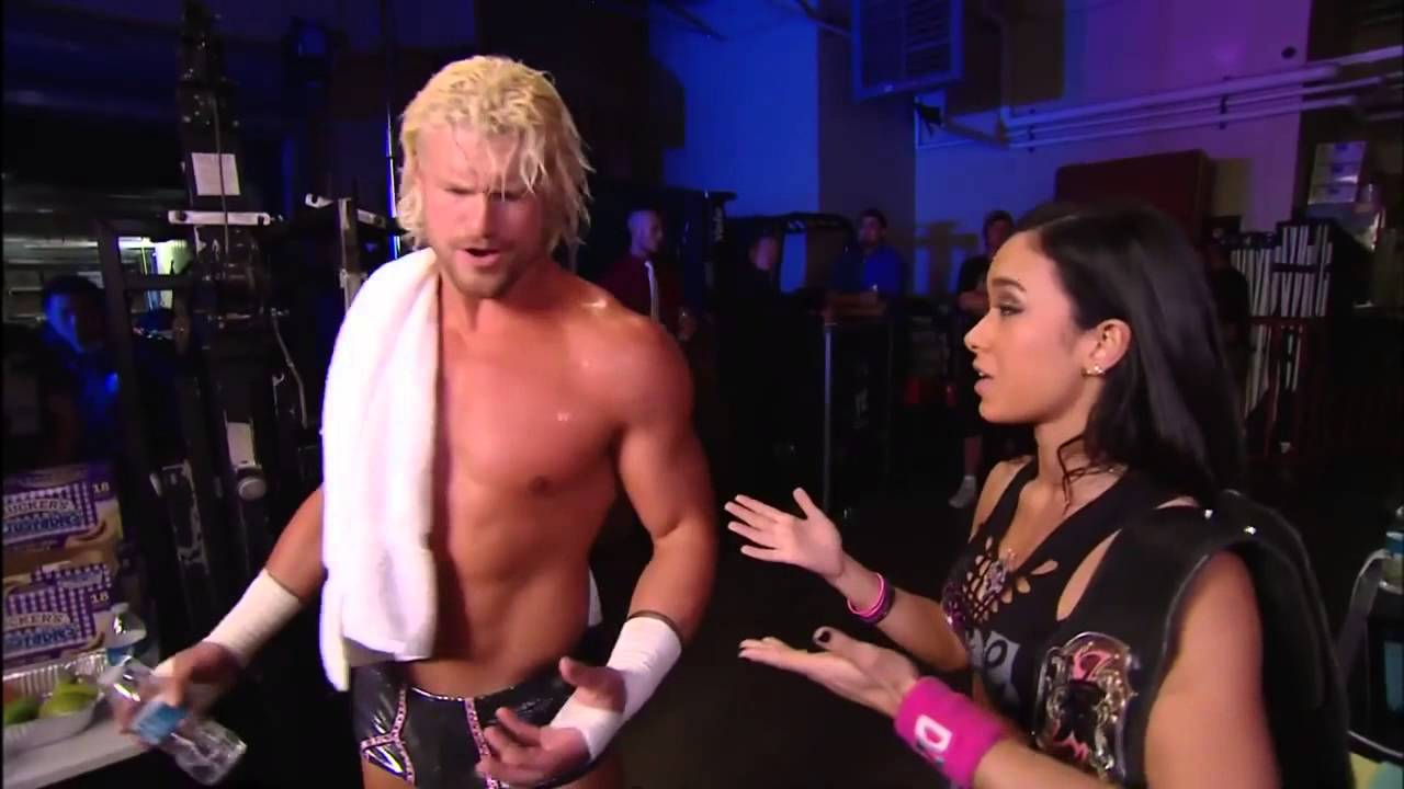 Does Aj Lee And Dolph Ziggler Really Dating I Married But Dating Someone