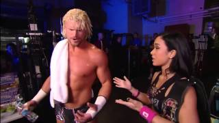 Dolph Ziggler is unimpressed with AJ Lee WWE App Exclusive July 1,2013