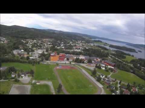 Moelv (Hedmark) Juli 2012  HD