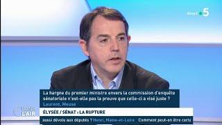 Élysée/ Sénat : la rupture - Les questions SMS #cdanslair 21.02.2019