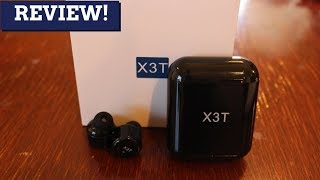 Best Cheap True Wireless Earbuds! - X3T