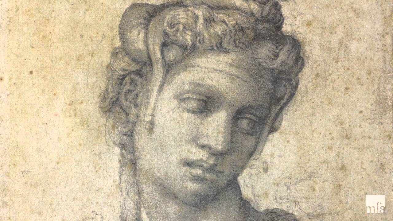 Michelangelo images - Michelangelo Sacred And Profane Master Drawings From The Casa Buonarroti Youtube