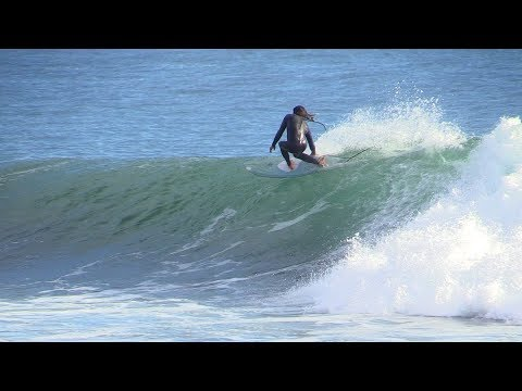 MIDDAY Point Surfing Raw | Southern California