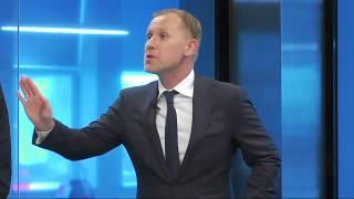 Premjera amata kandidāti Bordāns un Gobzems metas emocionālā diskusijā