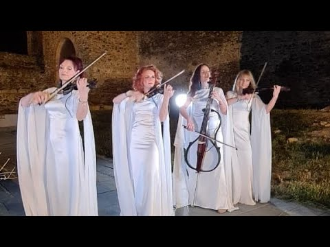Medley - The Castle of Thessaloniki - Fortissimo Electric String Quartet
