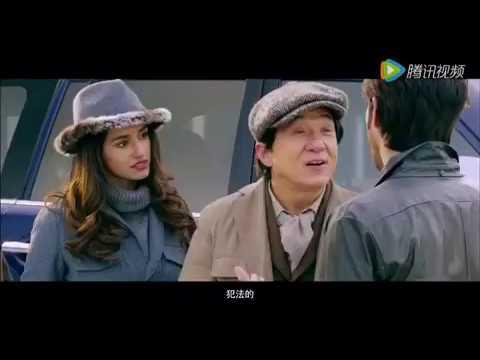 Trailer filem baharu Jackie Chan, Kung Fu Yoga