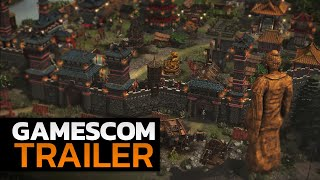 Stronghold: Warlords - Gamescom 2020 Trailer