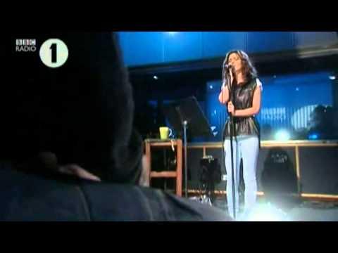 Cheryl Cole  Parachute BBC Radio 1´s  Lounge 2010