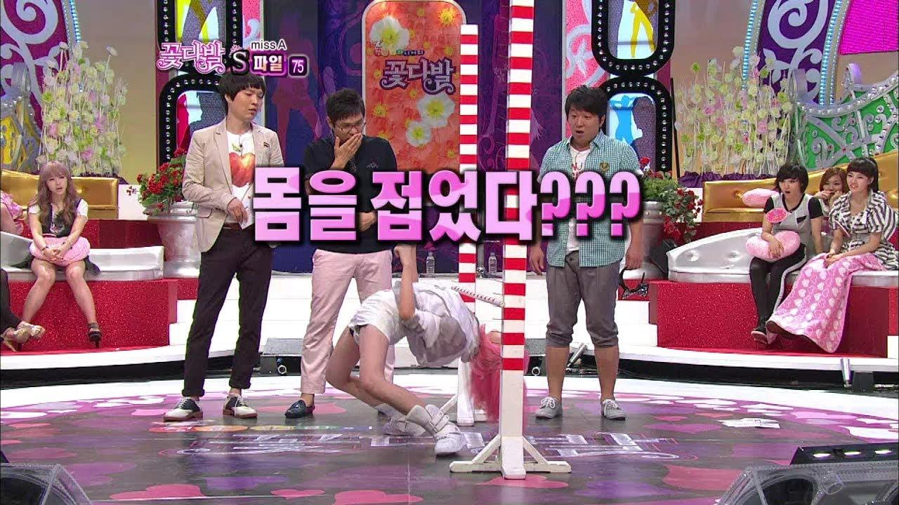 Download 【TVPP】JIA(Miss A) - Queen of Limbo, 지아(미쓰에이) - 림보의 여왕 @ Flowers