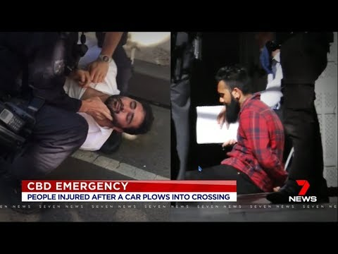 Nine News + ACA coverage. 20171221. Islam's Attack On Melbou