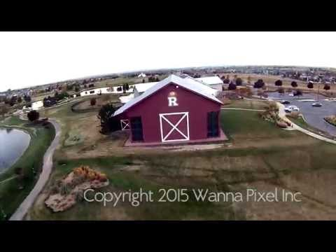 Reunion Park, Commerce City, CO Drone Footage of Park with DJI Phantom