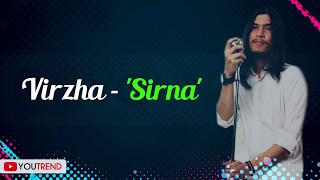 Virzha - sirna [lirik] lagu like, comment n subscribe