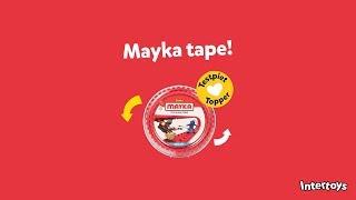 Testpiet Vlog - Testpiet Topper Mayka Tape | Intertoys