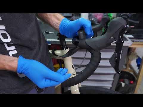 Как наматывать обмотку на руль