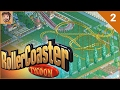 RollerCoaster Tycoon - Bumbly Beach (Part 2)
