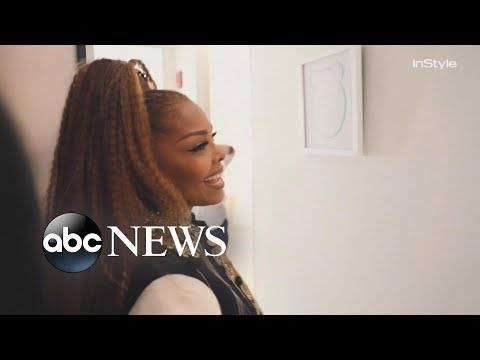 Janet Jackson shares how she learned to love herself