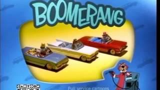 Boomerang Commercial Breaks (June 2006)