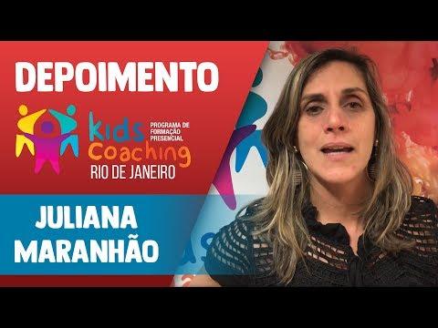 Kids Coaching Presencial Rio de Janeiro - Depoimento Juliana Maranhão