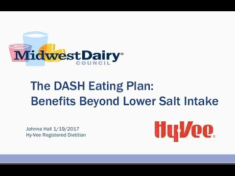 Uncover the DASH Diet Benefits for Bloodstream Pressure Beyond