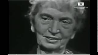 PLANNED PARENTHOOD EVIL Margaret Sanger Interview.