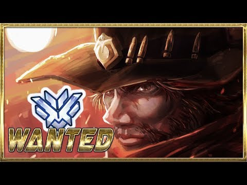 Wanted Best McCree Moments - Overwatch Montage (2)